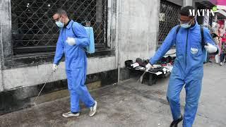 Casablanca : les cafés se mettent au nettoyage