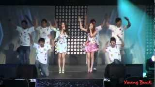 120520 Jessica (SNSD) Feat Krystal (F(X)) - California Girls @ SMTOWN World Tour in LA
