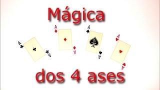 Magica dos 4 ases [Tutorial]
