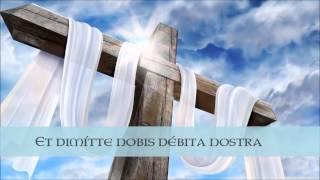 Pater Noster - Gregorian chant