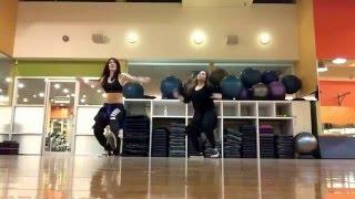Bump Bump Bump Dance Cover By Amanda Lam & Jereza Lagman