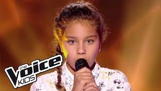 "Ilyana - ""Dernière danse"" - (Indila) | The Voice Kids France 2017 | Blind Audition 4"