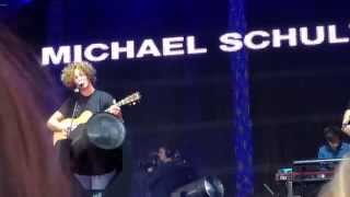 Michael Schulte - Silence (live), Kiel 22.06.2014
