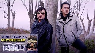 Marzo 17 · Los Temerarios · Roxy nightclub