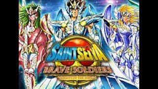 """Saint Seiya: Brave Soldiers, """"Deja que el cosmos arda"""" Tráiler"""