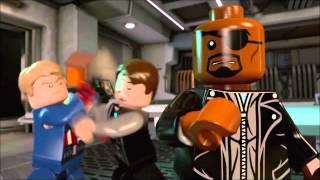 Funniest Lego Marvel Avengers Moments - Part 1