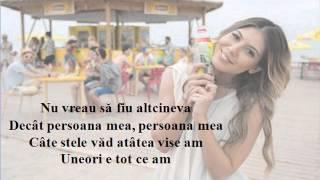 Tranda feat. Sore - Persoana mea [versuri]