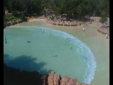 Catching The Surf At Sun City's Valley of the Waves – South Africa.MP4