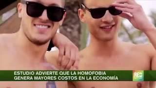 Estudio advierte que la homofobia genera mayores costos en la economía