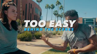 Futuristic - Too Easy (Behind The Scenes)