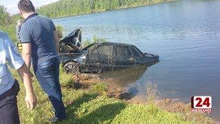 В утонувшей машине погибла семья с годовалым ребенком