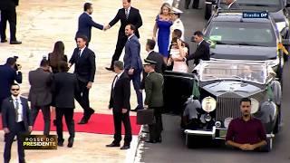 Posse do Presidente Jair Bolsonaro Bloco 01
