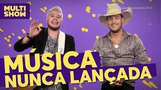 Música Nunca Lançada | Bruno & Barreto | TVZ Ao Vivo | Multishow