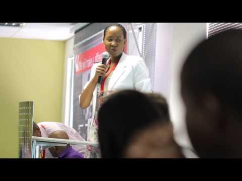 TEACH South Africa Ambassador graduation ceremony, 2012