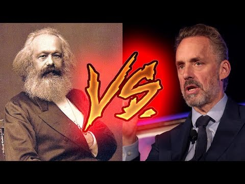 Marxists vs Jordan Peterson Fan (part 1) (ft. Heitor)