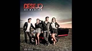 BATEU SAUDADE - DESEJO DE MENINA CD VOL.8