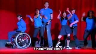Push It (Salt-N-Pepa) - Glee (subtitulos en español)