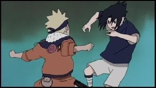 【AMV】Naruto - Naruto vs Sasuke - Whispers In The Dark