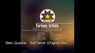 Beto Quedas - SubTerran (Original Mix)
