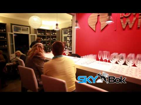 Skybok: For The Love Of Wine (Port Elizabeth, South Africa)