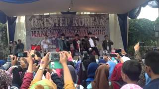 WTF (BTS Cover Dance) - Boy In Luv @Hanguk Fest 2015