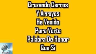 Flor hermosa - karaoke Los Ramoncitos