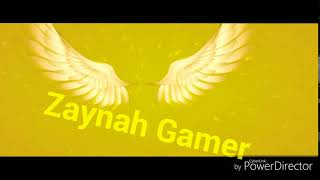 Intro para Zaynah gamer