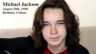 Human Nature - Michael Jackson [Tribute Cover] by Dalton Cyr