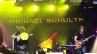 Michael Schulte - Thoughts (live), Kiel 22.06.2014