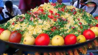Indian Desi Tadakaa   Food  Fun Travel   Ravi Kant Sharma   Indian Street Food   Pushkar   Rajasthan