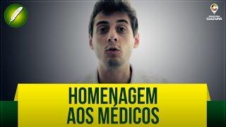 Homenagem aos Médicos (Poesia) - Fabio Brazza