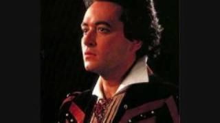Jose Carreras- La donna e mobile (live 1973)