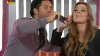 Angelico Vieira & Diana @ Voce na tv