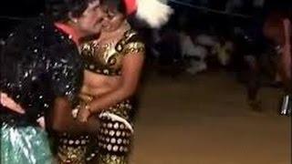 karakattam Hot Sexy Dance width=