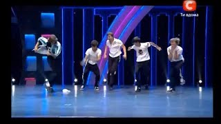 Hardbass at Ukraine Got Talent
