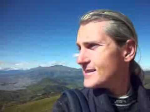 Ecuador – Pinchincha Hike #1