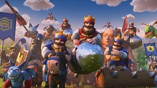 CLASH ROYALE AND CLASH OF CLANS SHORT MOVIE 2019!!! BY #CLASHKING.