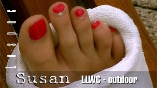 Cast-Video.com - Susan - outdoor LLWC -