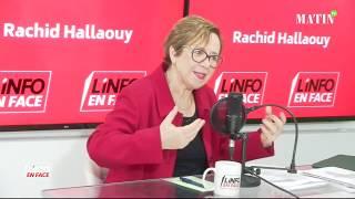 L'Info en Face 100% femmes avec Nouzha Skalli