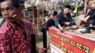Arak-arakan perayaan HUT RI dan hari jadi Desa CIKANCAS 2017 Rt 03/04 Rw 06