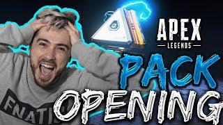 APEX LEGENDS PACK OPENING! (100+ PACKS) | 20 BOMBE DI SQUADRA!