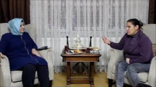 Çat Kapı Dizimizde Aysel Demir ile Röportaj
