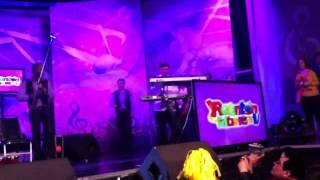 Efren David y Cañaveral palomazo reventón musical 6 sep 13