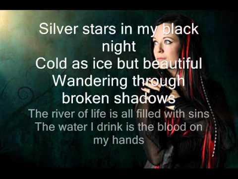 Blood On My Hands de Xandria Letra y Video