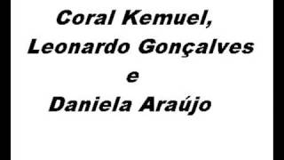 Leonardo Gonçalves e Daniela Araujo