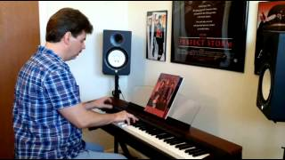 "Frank Valvo - Piano Cover of ""What About Love"" by Heart"