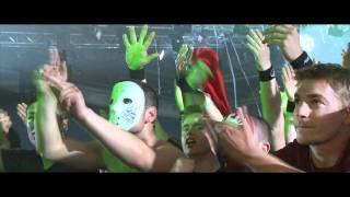 Evil Activities aftermovie Bassleader 2011