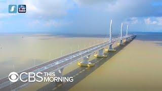 Hong Kong residents see new bridge as Chinese propaganda