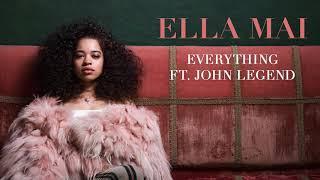 Ella Mai – Everything ft. John Legend (Audio)