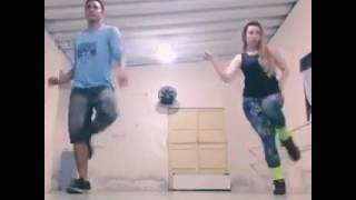 Luisa SONZA-DESPACITO (cover), Participação da equipe Mexe Dança